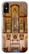 Oldest Organ IPhone Case