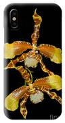 Orchid Series 104 IPhone Case