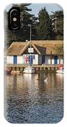 Oulton Broad IPhone Case