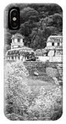 Palenque City IPhone Case