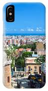 Park Guell In Barcelona IPhone Case