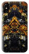 Patterns In Stone - 154 IPhone Case