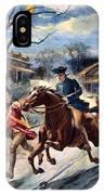 Paul Reveres Ride IPhone Case