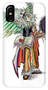 Pelusis God Of Law And Order IPhone Case