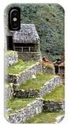 Peru: Machu Picchu IPhone Case