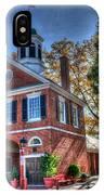 Philadelphia Head House  IPhone Case