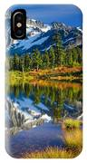 Picture Lake IPhone Case