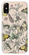 Pieridae IPhone Case