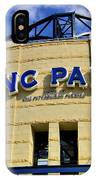 Pnc Park Baseball Stadium Pittsburgh Pennsylvania IPhone Case