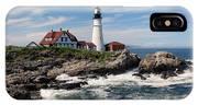Portland Head Lighthouse IPhone X Case