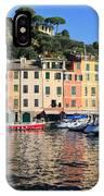 Portofino - Italy IPhone Case