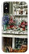 Potting Bench IPhone Case