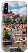 Prague Castle IPhone Case