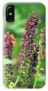 Prairie Blazing Star  IPhone Case
