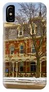 Prince Of Wales Hotel In Niagara On The Lake IPhone Case