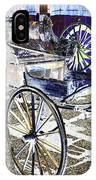 Psychedelic Old Surrey 1 IPhone Case