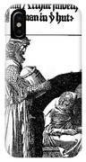 Pyle King Arthur IPhone Case