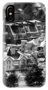 Queen City Winter Wonderland After The Storm Series 0028b IPhone Case