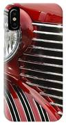 Red Cadillac IPhone Case