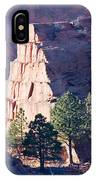Red Rocks Open Space IPhone Case