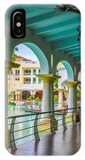 Resort In Dominican Republic IPhone Case