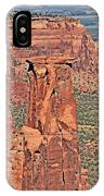Rim Rock Colorado IPhone Case