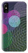 Ripple Effect IPhone Case