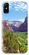 River Through Zion IPhone Case