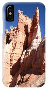 Rockformation Bryce Canyon IPhone Case
