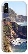 Rocky Creek Bridge IPhone Case