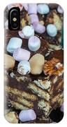 Rocky Road Slices  IPhone Case