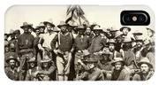 Roosevelt & Rough Riders IPhone X Case