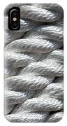 Rope Pattern IPhone Case