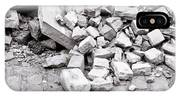 Rubble IPhone Case