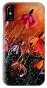Rudbeckias  IPhone Case