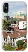 Saint John New Brunswick IPhone Case