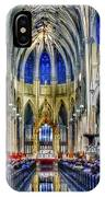 Saint Patrick Cathedral 001 IPhone Case