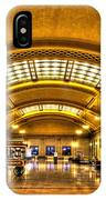 Saint Paul Union Depot IPhone Case
