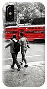 San Francisco Tram IPhone Case