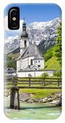 Scenic Bavaria IPhone Case