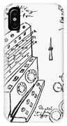 Schickard Calculator IPhone Case