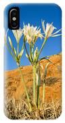 Sea Daffodil IPhone Case