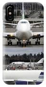 Seahawks 747 IPhone Case