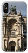 Semper Opera Dresden Germany IPhone Case