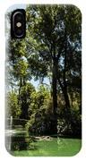 Seville - Park Maria Luisa IPhone Case