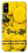 She Ruv You Ya Ya Ya IPhone Case