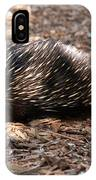 Short-beaked Echidna IPhone Case