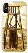 Simon Mine IPhone Case