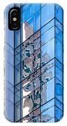 Sky Blue Glass IPhone Case