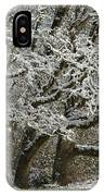 Snow On Trees IPhone Case